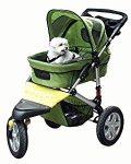 3 Wheel Dogger Dog Stroller