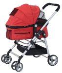 Pawhut Four Wheel Pet Stroller