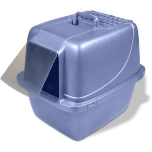 Covered Litter Box